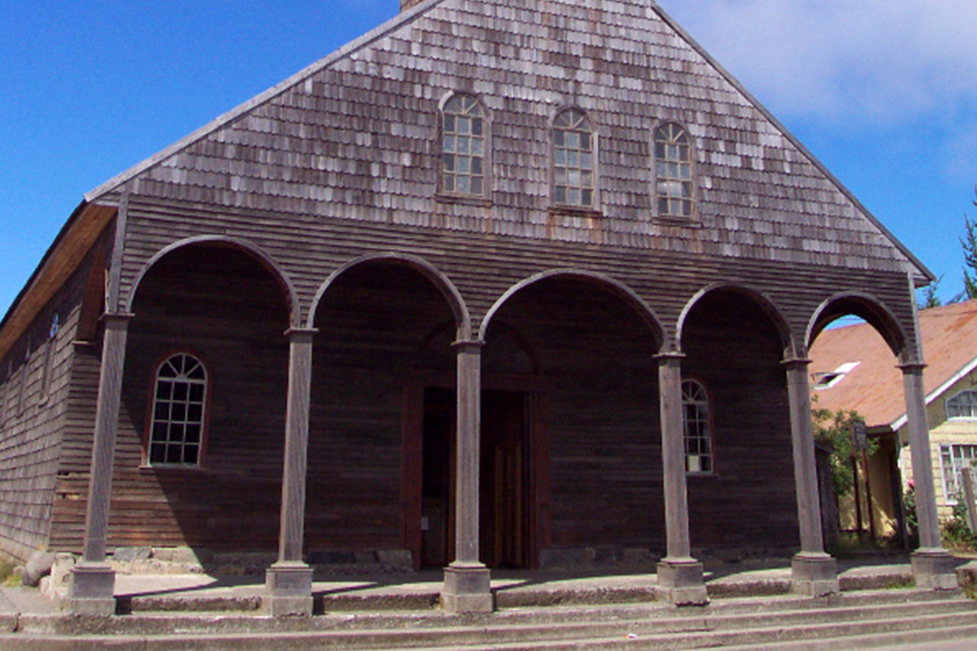 Worl Heritage Churches (UNESCO), Dalcahue and Quinchao Island